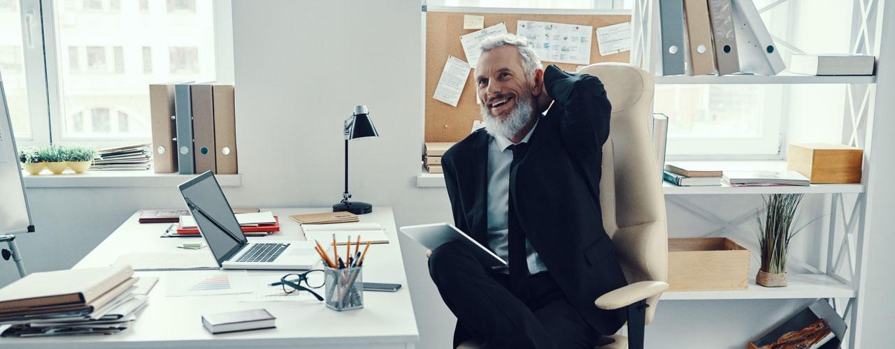 Bürowelt 4.0 –  Die Bürowelt nach der Krise