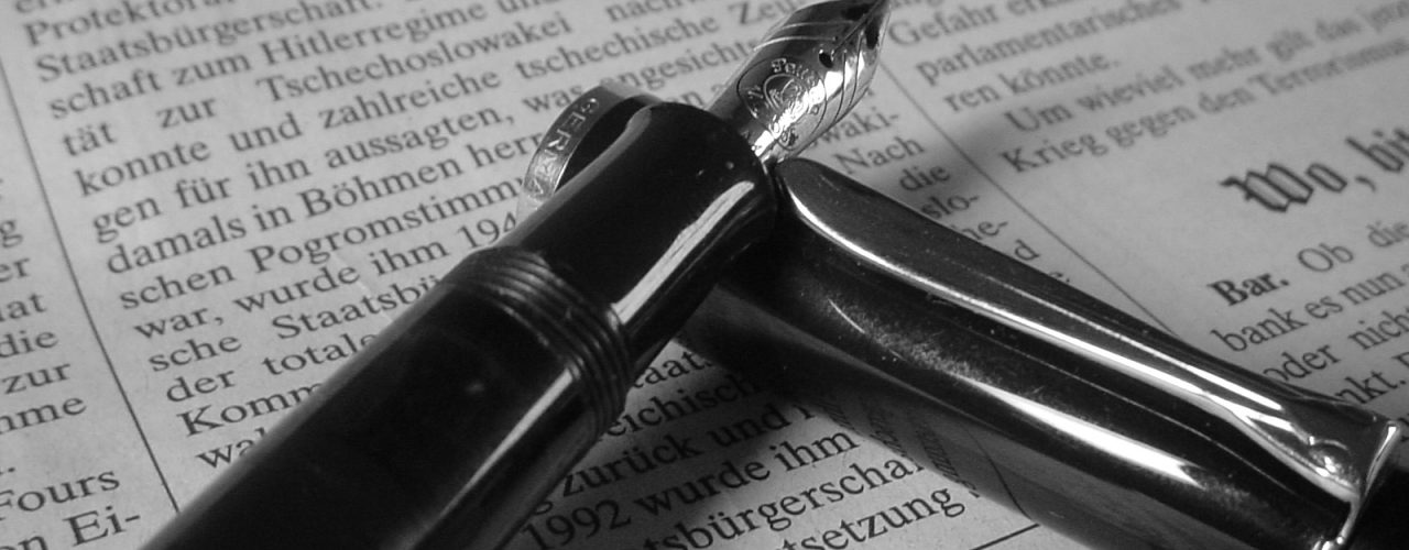 Zeitung_Füller_Informationen_Recherche_Bildung_Notiz